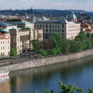 Rudolfinum, Praha 1