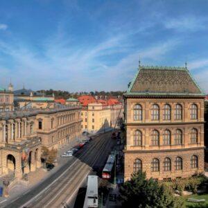Uměleckoprůmyslové muzeum, Praha 1