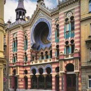 Jubilejní synagoga, Praha 1