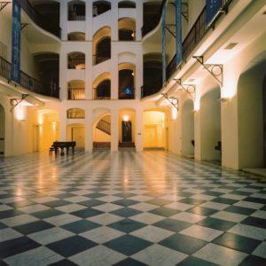 České muzeum hudby v Praze 1