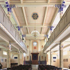 Synagoga, Děčín