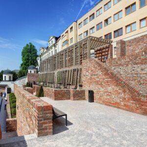 Rekonstrukce městských hradeb, Hradec Králové