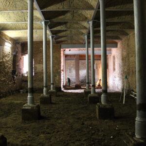 Olivův pivovar, průběh rekonstrukce