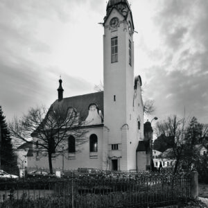 Starokatolický kostel Povýšení sv. Kříže