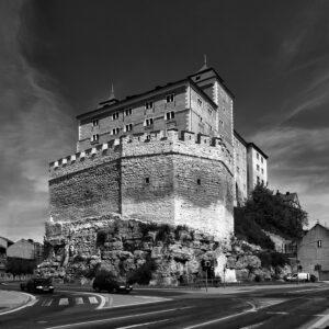 Rekonstrukce středního křídla hradu, Mladá Boleslav
