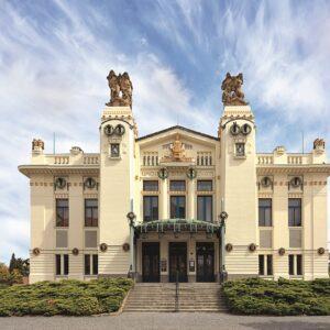 Městské divadlo v Mladé Boleslav