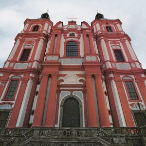 Kostel Nanebevzetí Panny Marie v Přešticích