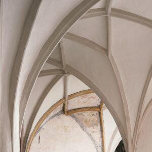 Ambit kláštera minoritů, Český Krumlov