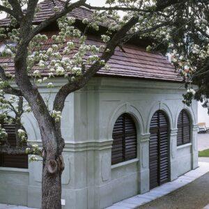 Obnova klášterních zahrad, Český Krumlov
