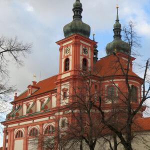 Poutní kostel Nanebevzetí Panny Marie ve Staré Boleslavi