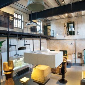 Původní stav prostor a expozice, Centrum stavitelského dědictví, Plasy